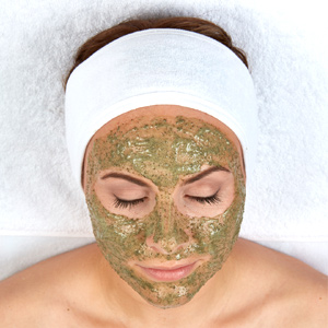 GREEN PEEL herbal peeling
